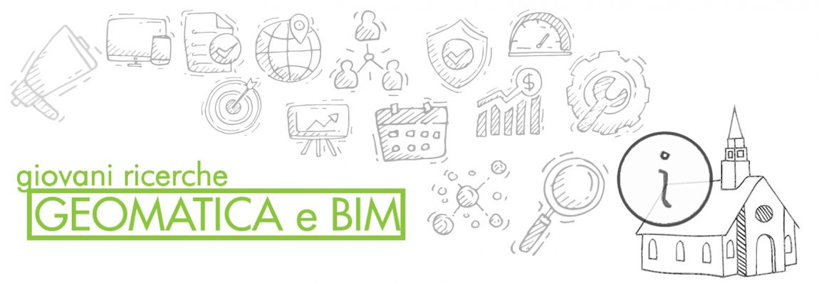 EVENT! Giovani ricerche: geomatica e BIM, CALL for posters and short lectures!