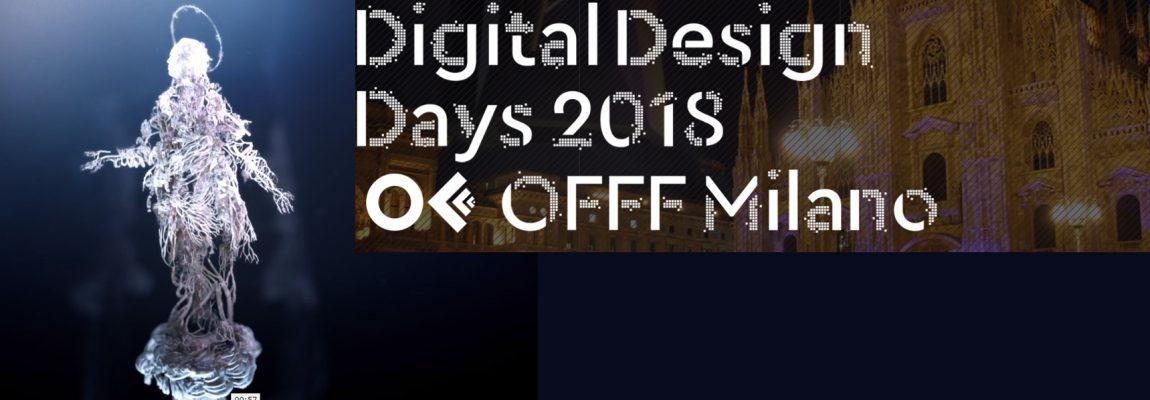 Design Digital Days + OFFF Milano Trailer