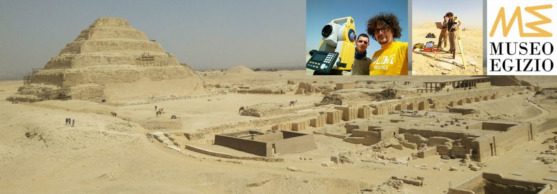 NEWS – Our mission in Saqqara, Egypt