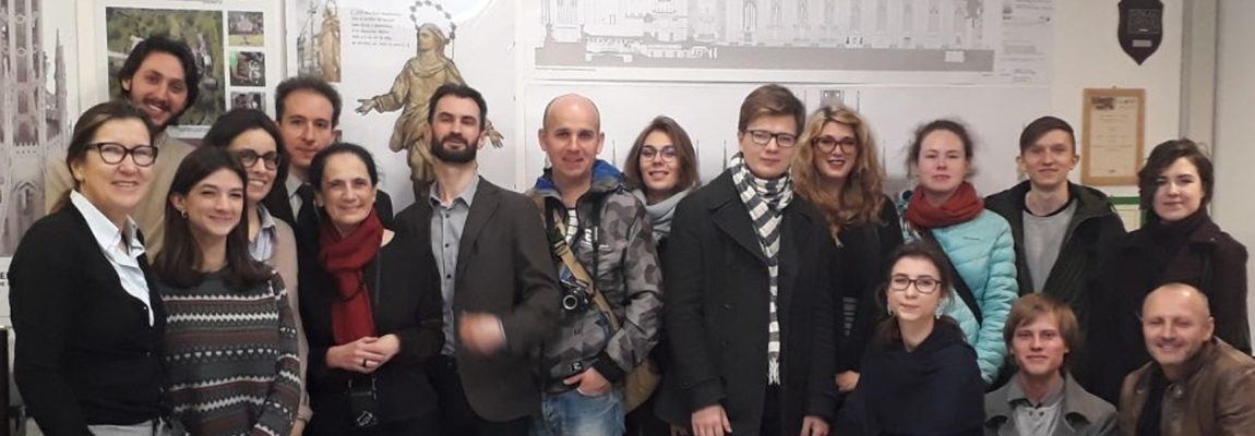 VISIT TO OUR GROUP – Nizhny Novgorod University of Architecture and Civil Engineering