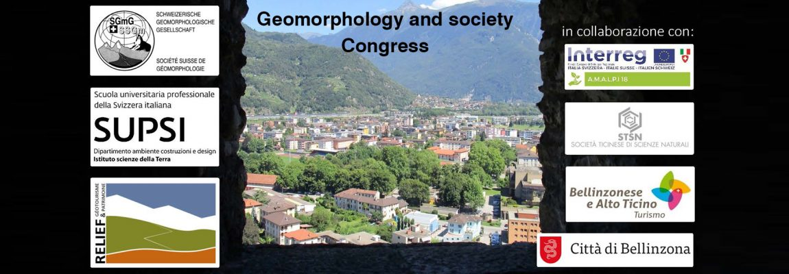 Geomorphology and Society congress – AMALPI Project